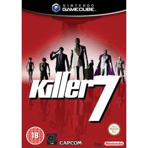 Killer 7 per GameCube