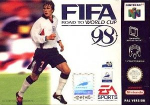 FIFA 98: Road To World Cup per Nintendo 64