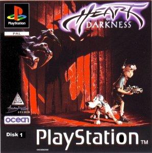 Heart of Darkness per PlayStation