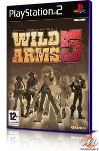 Wild Arms 5 per PlayStation 2
