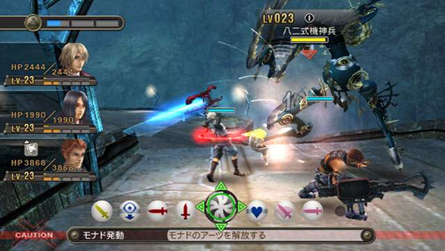 Xenoblade Chronicles arriva in Europa