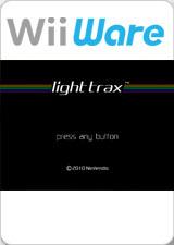 Art Style: light trax per Nintendo Wii