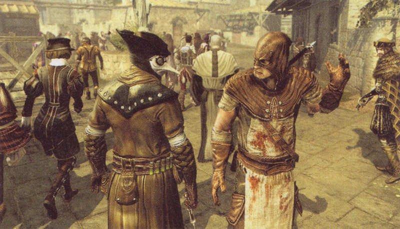 Nuove scansioni da Assassin's Creed: Brotherhood