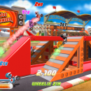 Immagini e un gameplay per Joe Danger