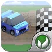 Cubed Rally Racer per iPhone