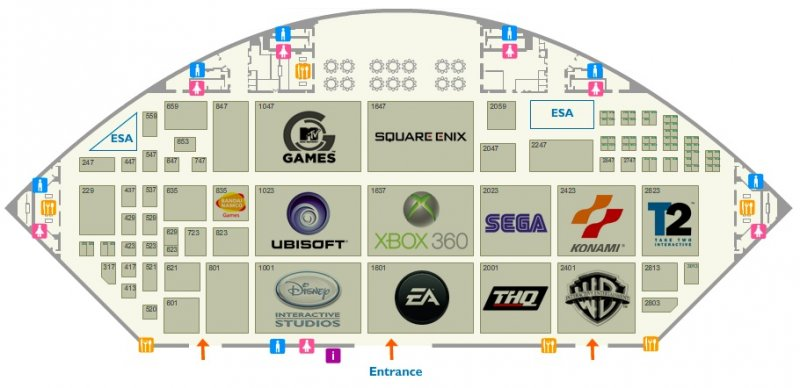 E3 2010 - La Guida definitiva