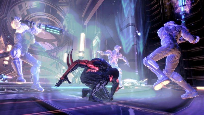Spider-Man: Shattered Dimensions in video e immagini