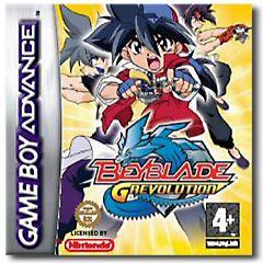 Beyblade G Revolution per Game Boy Advance