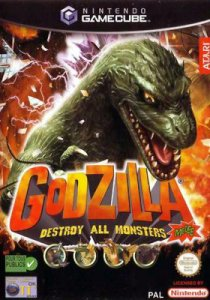 Godzilla: Destroy All Monsters - Melee per GameCube