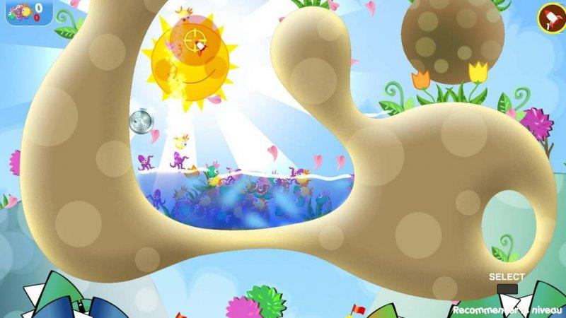 Quando i Lemmings vivevano sott'acqua...