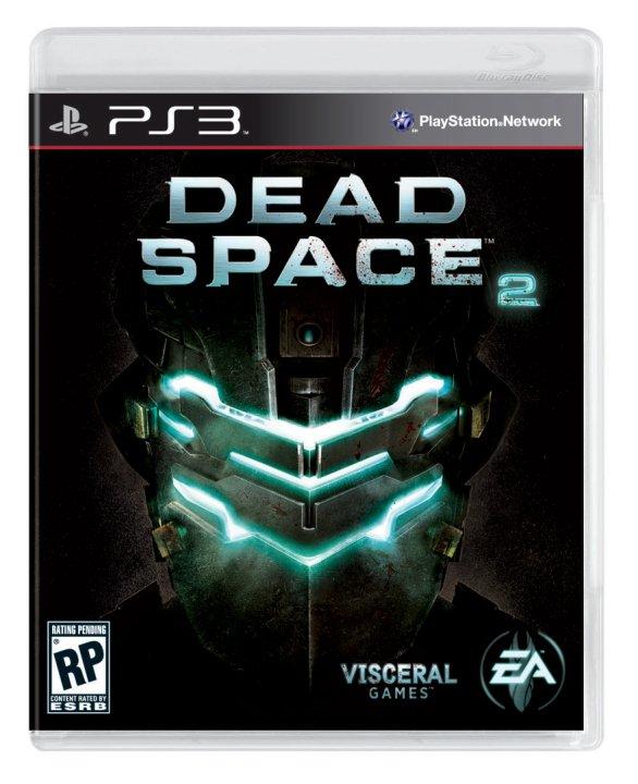 Svelato il packshot ufficiale di Dead Space 2