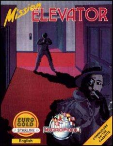 Mission Elevator per Commodore 64