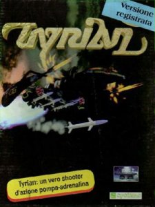 Tyrian per PC MS-DOS