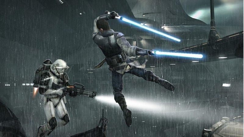 LucasArts: se ne va il capo di Force Unleashed II
