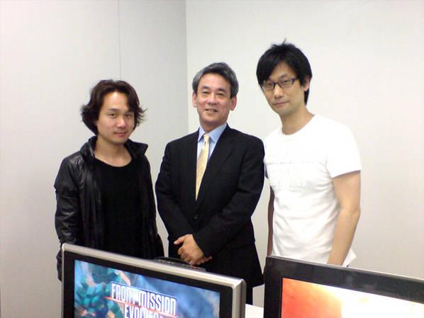 Kojima ha in programma un'altra collaborazione con Square Enix?