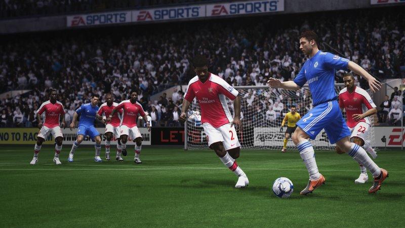 EA Sports è partner tecnologico ufficiale della Premier League