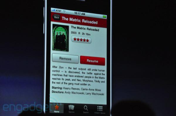Netflix arriva su iPhone, gratis