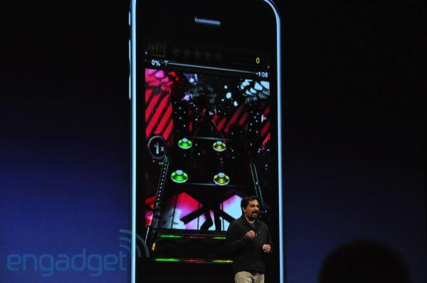 Un nuovo Guitar Hero per iPhone