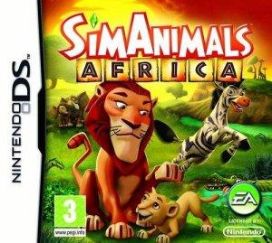 SimAnimals Africa per Nintendo DS
