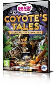 Brain College: Coyote's Tale - Sisters of Fire and Water per PC Windows