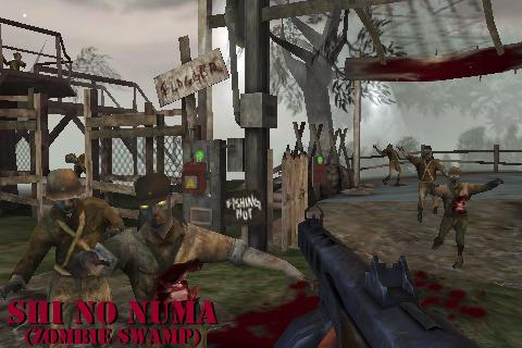 Zombie ancora in guerra