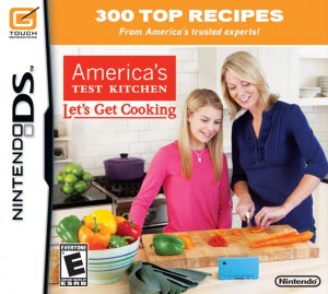 America's Test Kitchen: Let's Get Cooking per Nintendo DS