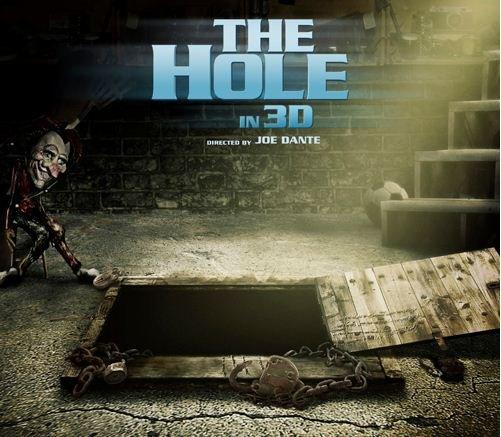 Il 3D nuovamente al cinema con The Hole