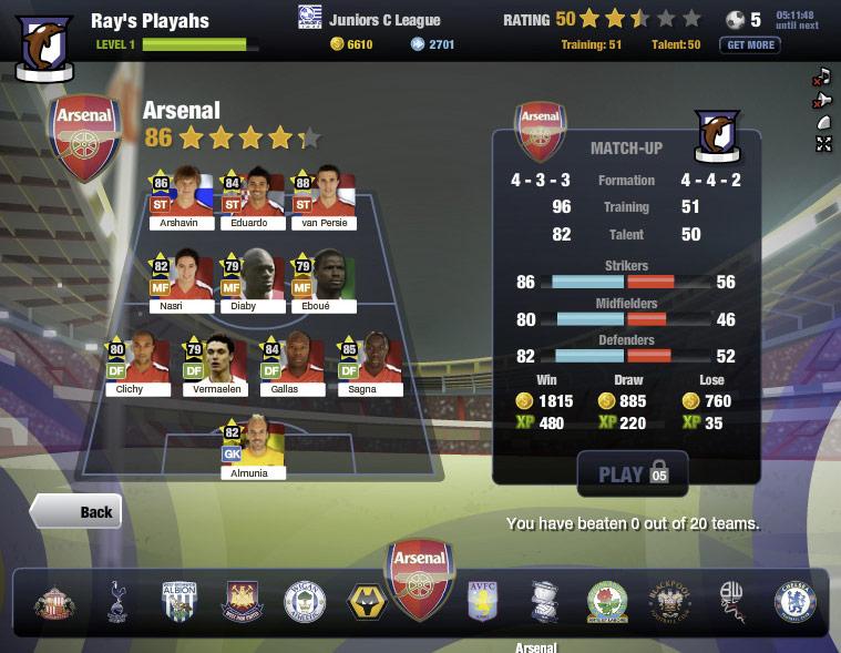 EA Sports annuncia FIFA Superstars