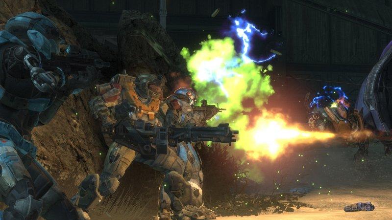 Halo Reach, la nostra prova della versione PC, durante la Gamescom di Colonia