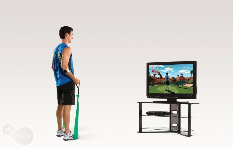 EA Sports Active 2, con Kinect su Xbox 360