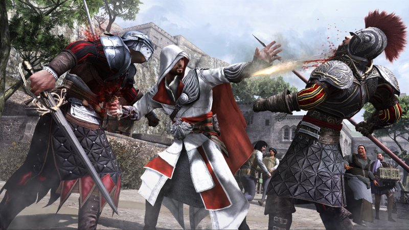Brotherhood non è Assassin's Creed 2,5, dice Ubisoft