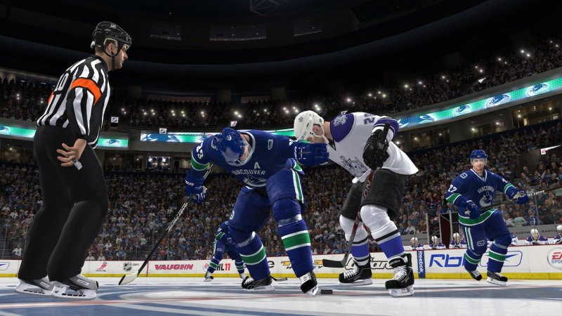 La soluzione di NHL 11
