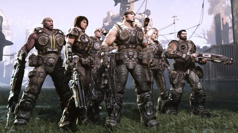 Il film di Gears of War è da riscrivere