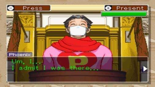 La soluzione di Phoenix Wright: Ace Attorney - Trials and Tribulations