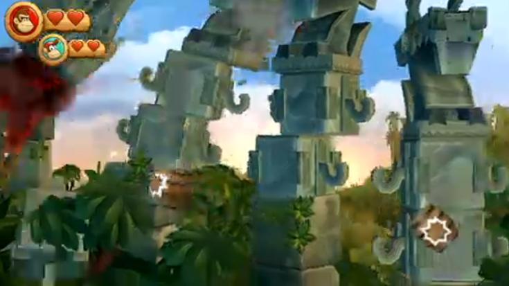 Nintendo annuncia Donkey Kong Country Returns