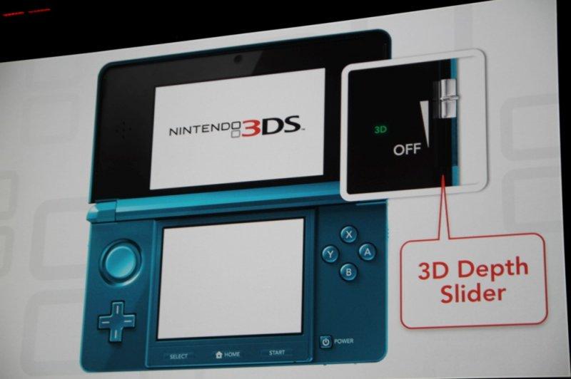 Ecco Nintendo 3DS