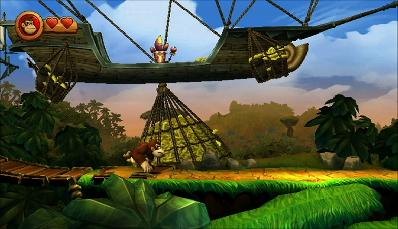 Una data per Donkey Kong Country Returns