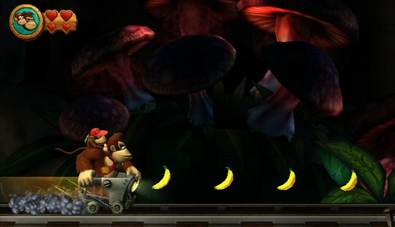 Donkey Kong Country Returns: il trailer E3 2010