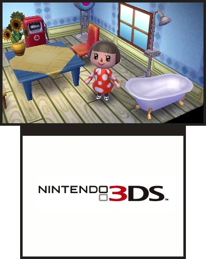 Animal Crossing 3DS ci farà giocare come sindaci?