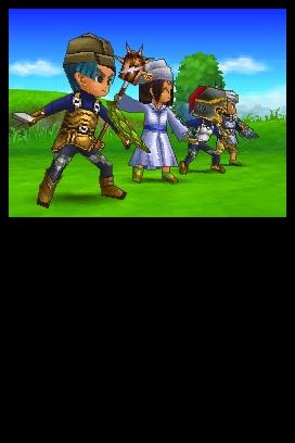 I voti di Edge: 9 a Dragon Quest IX