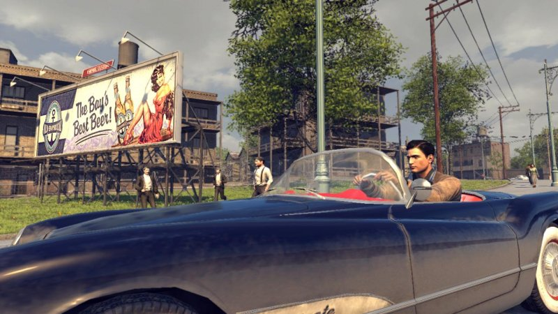 I requisiti hardware per Mafia II