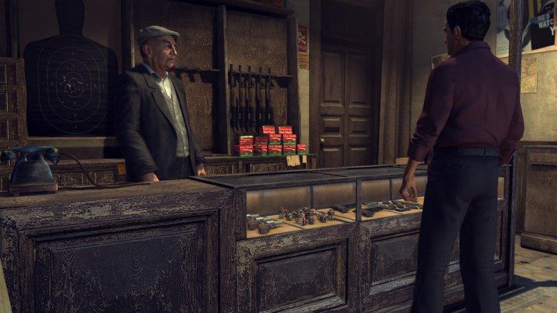 Mafia II su PC con Steamworks, il primo capitolo a chi pre-ordina
