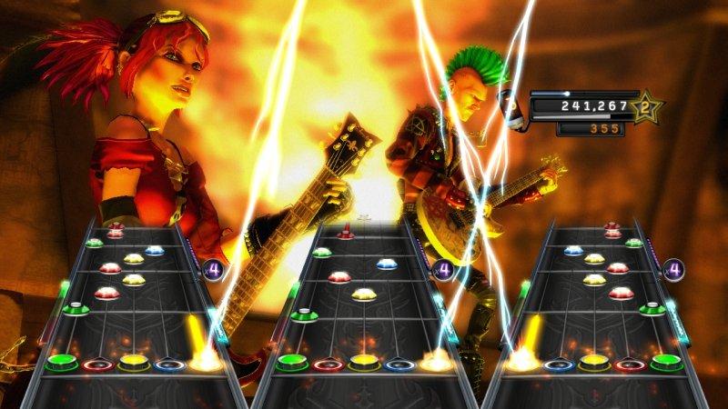 Guitar Hero è in crisi?