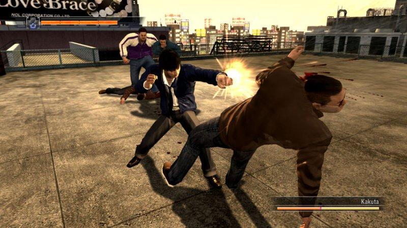 Incontro con Yakuza