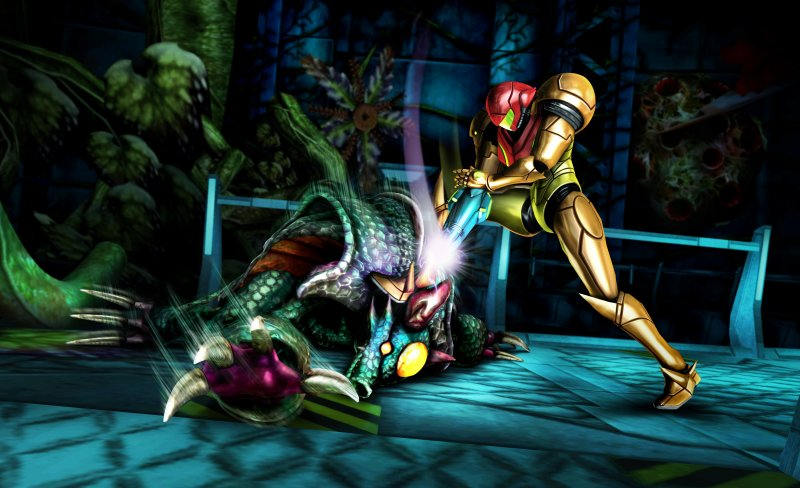 Un fastidioso bug trovato in Metroid: Other M