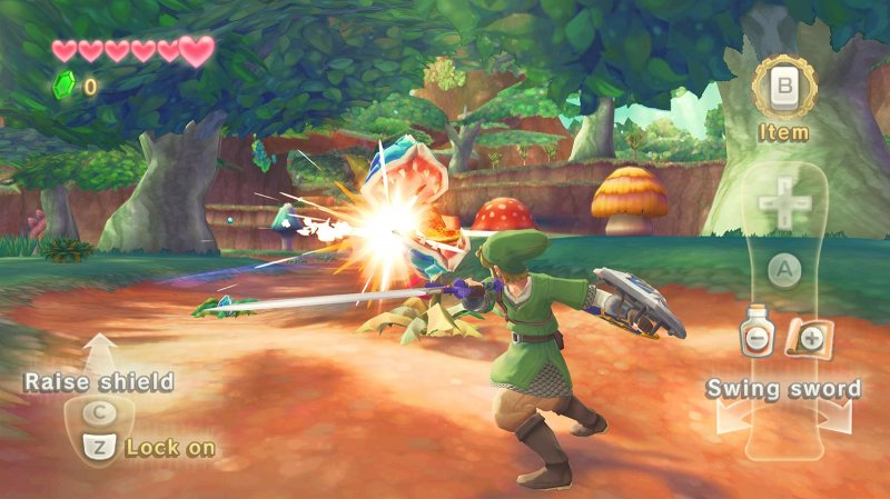 Zelda Skyward Sword è il prequel di Ocarina of Time
