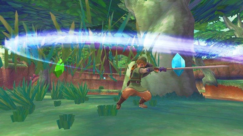 Trailer E3 2010 per The Legend of Zelda: Skyward Sword