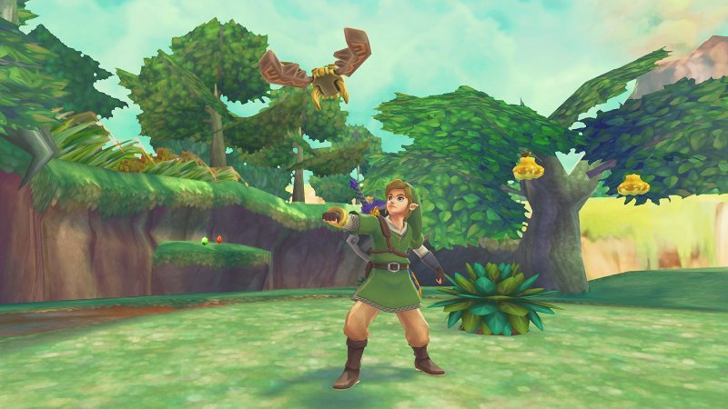 Tower of Pandora su Wii, Zelda Skyward Sword quasi pronto