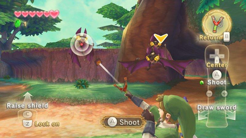 Il nuovo Zelda arriva ad inizio 2011