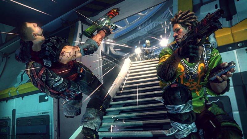 Splash Damage guarda a Deus Ex per Brink